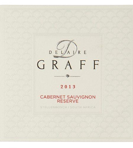 Delaire Graff Cabernet Sauvignon Reserve 2013