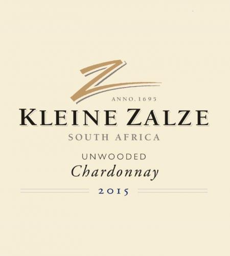 Kleine Zalze Unwooded Chardonnay 2015