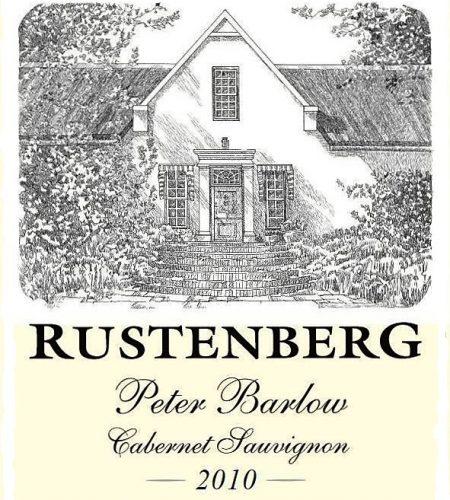 Rustenberg Peter Barlow Cabernet Sauvignon 2010
