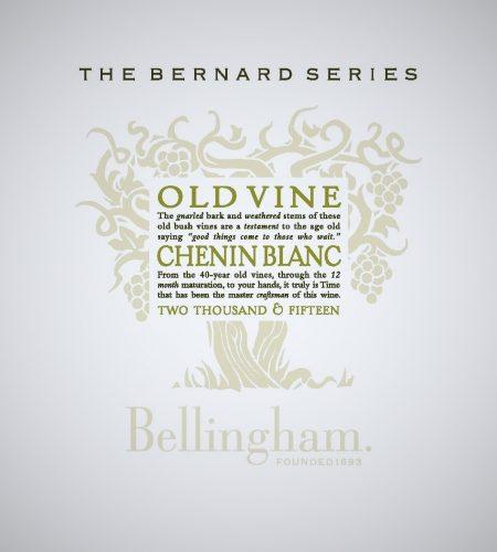 Bellingham The Bernard Series Old Vine Chenin Blanc 2015