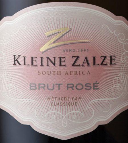 Kleine Zalze Brut Rosé MCC