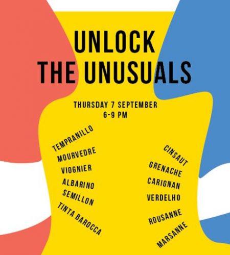 September 7 : Unlock The Unusuals, Johannesburg