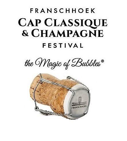 December 2 & 3 : Franschhoek Cap Classique & Champagne Festival